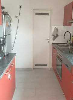 Exklusive, gepflegte 3-Zimmer-Wohnung mit Balkon und EBK in Renningen