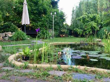 Die Alternative zum Haus! Gepflegte Eigentumswohnung mit Terrasse und Garten. Provisionsfrei!