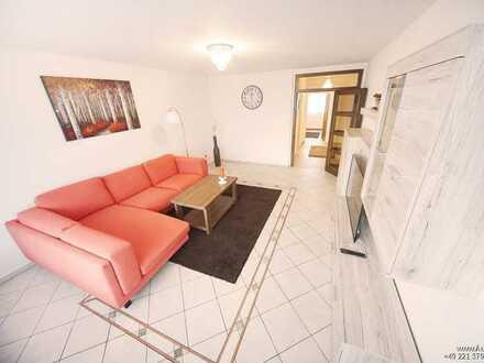 A&M Residential - Köln-Pesch! Vollmöblierte 2 Zi. Wohnung im gepflegten MFH