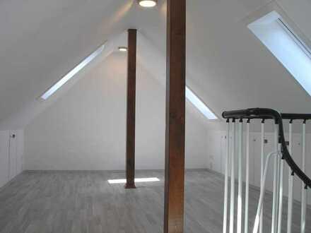 3-Zimmer-Maisonette-DG-Wohnung, ruhige Lage in Langen