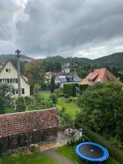 Erstbezug nach Sanierung mit EBK und Terrasse: ansprechende 3-Zimmer-Maisonette-Wohnung in Beuron