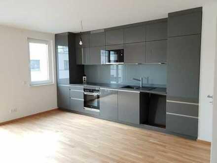 3-Zimmerwohnung mit Einbauküche und Tiefgarage