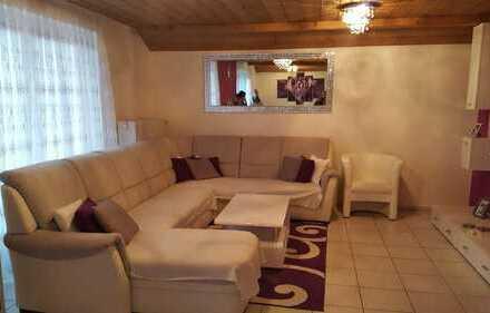 Exklusive 3 Zimmer-Landhauswohnung in Lechbruck am See