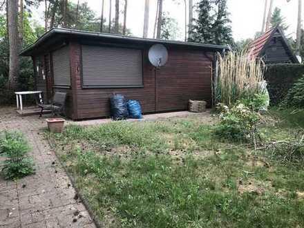 Ferienhaus in Wassernähe auf eigenem Grund nahe 16775 Zabelsdorf