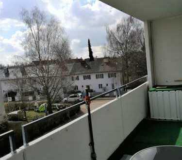 Ost- und Westbalkon, Stellplatz, Pool (Kaltwasser) im Garten/Hof - Pfersee: 3 ZKB