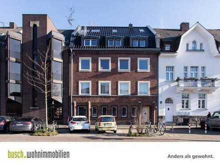 *GOLZHEIM & MODERNISIERT* 4- Raum Wohnung mit Loggia!!