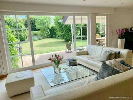 Charmante, freist. Villa mit 200 m2 Wfl., idyllischem Garten, Garage in Wachtberg - Villiprott