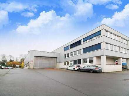 Industriegebäude mit einer Gewerbeeinheit in zentraler Lage von Heiligenhaus