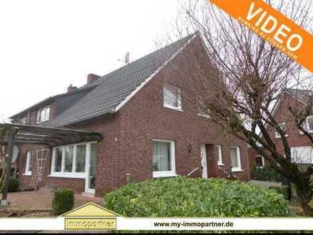 ***Schöne DHH in Cloppenburg zu verkaufen - 6 ZKB - Vollkeller und Garage ***