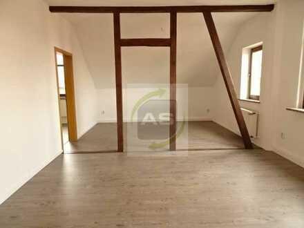 +++ Idyllisches Dachgeschoss in Reinsdorf +++