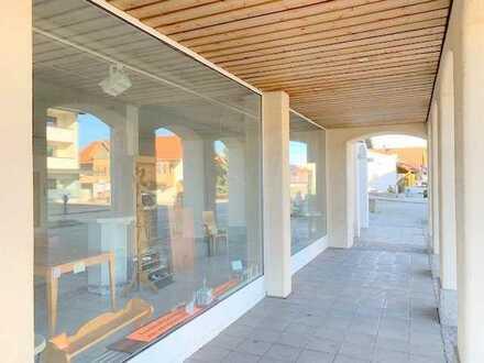 Helle Bürofläche in Penzberg mit Stellplätzen - Hohe Decken