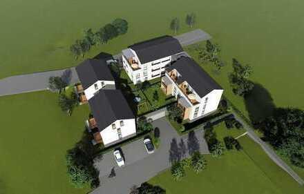 Erdgeschosswohnung mit höchster Wohnqualität