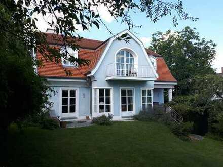 Ammerseevilla in Schondorf mit Seeblick