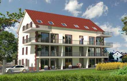 Über den Dächern von Grünstadt! Eine Wohnung in bester Lage!