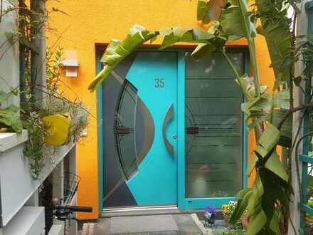 Freundliches Reihenhaus mit liebevoll gestaltetem Garten zum Kauf in Heidelberg