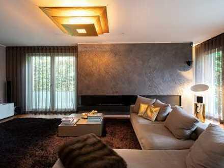 MODERN LIVING im Neubaustandard in herausragender Lage am Fuße des Grafenberger Waldes