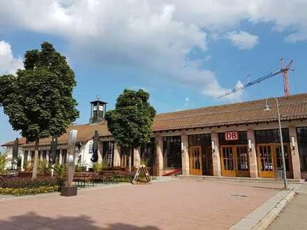 Büro-, Dienstleistungs- oder Einzelhandelsfläche im Stadtbahnhof zu vermieten