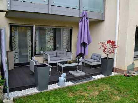 Kapitalanlage: Schöne helle 2 Zimmer Erdgeschosswohnung in ruhiger Lage