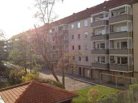 Moderne 4-Zimmer-Wohnung mit Südbalkon in Hannover-Ricklingen