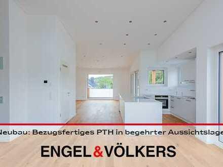 Neubau: Bezugsfertiges Penthouse in begehrter Aussichtslage!