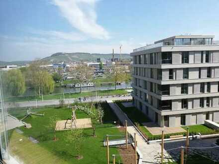 EXKLUSIVER DACHGARTEN - attraktive 5,5-Zimmer Stadthauswohnung in bester Lage mitten auf der BUGA