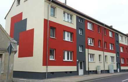 Wohnung in Sanierung