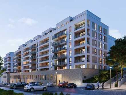 PANDION MIDTOWN - Praktisch geschnittene 4-Zimmer Wohnung mit Süd-West Balkon