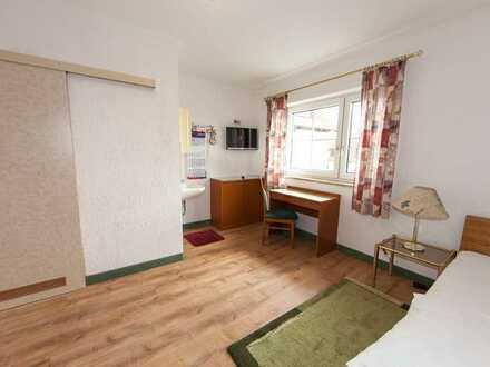 Möbliertes Zimmer ideal für Wochenendpendler, Preis inkl. aller Nebenk. und Reinigungsservice!!!