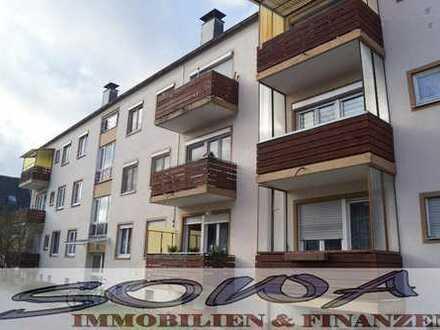 2,5 Zimmerwohnung mit Küche, Balkon, Keller und KFZ Stellplatz - Eine neues Zuhause von SOWA Immo...