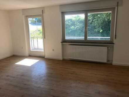 Renovierte 3 Zimmer Wohnung mit Balkon ab sofort ! 105qm