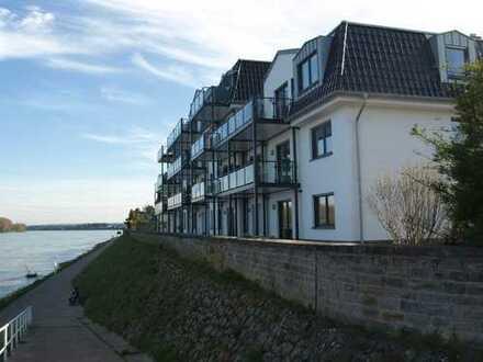 3-Zimmer-Wohnung Rheinblick Urfeld mit Terrasse
