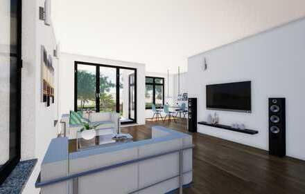 Erstklassige 5-Zimmer-Maisonette-Wohnung/Neubau im Herzen von Friedrichshagen