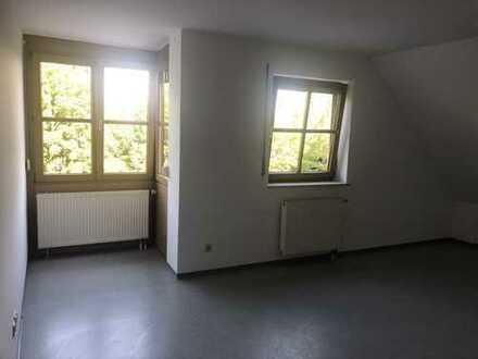 Schöne, geräumige ein Zimmer Wohnung mit betreutem-Wohnen in Aichach-Friedberg (Kreis), Dasing