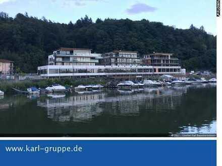 Neubau-Büroflächen 223 qm in unmittelbarer Zentrumsnähe zu vermieten, Traumblick auf die Donau!