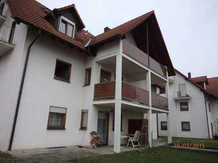 Schöne 4-Zimmer Wohnung mit Tiefgarage