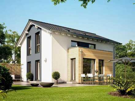 Dein LivingHaus in Gefrees- Baugrundstück im Preis berücksichtigt