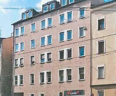 Gepflegte 1-Zimmer-Eigentumswohnung in Nürnberg - Galgenhof