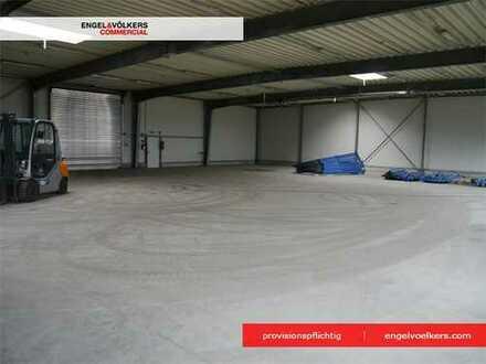 Speyer - Produktion und Lagerhalle mit Bürofläche - Engel & Völkers