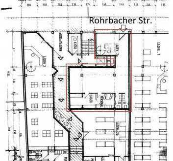 HD-Weststadt, Laden/Büro in 1b-Lage: gute Rendite, keine K-Prov