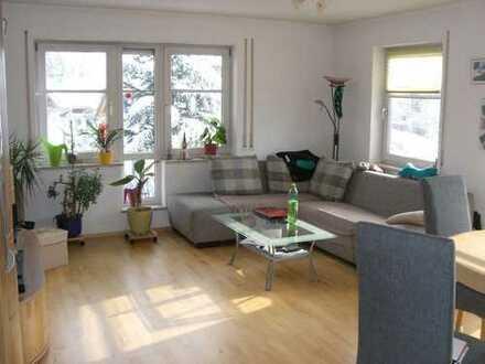Helle 3-Zi. Wohnung mit Balkon und Einbauküche in Krugzell
