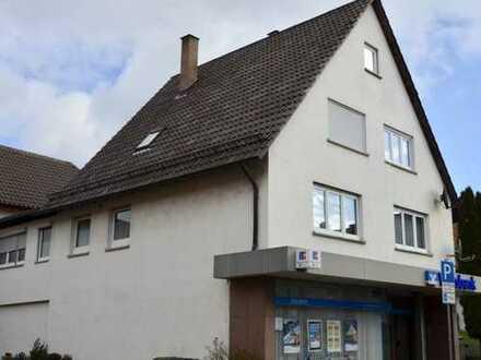 Ihre erste Wohnung wartet auf Sie! Helle 3-Zimmer-Wohnung in Dietlingen