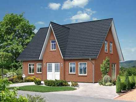 schickes Friesenhaus im grünen Münsterland ... selbst gebaut