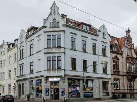 Großzügige Altbauwohnung im Jugendstil in Bielefeld-Mitte
