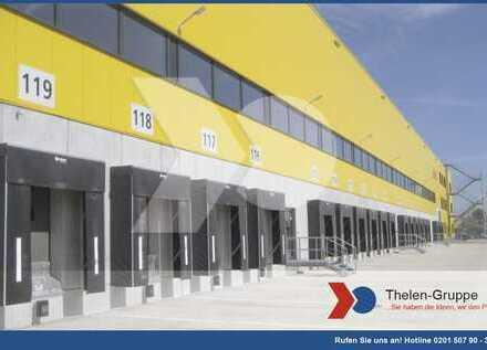 Neubauprojekt 60.000m² Logistikfläche