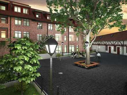 Positive Atmosphäre! 4-Zimmer-Wohnung mit großem, hellem Wohnzimmer und 2 Bädern