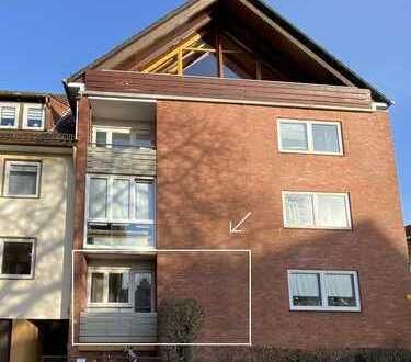 Renovierte 1-Zimmer-Wohnung in Findorff