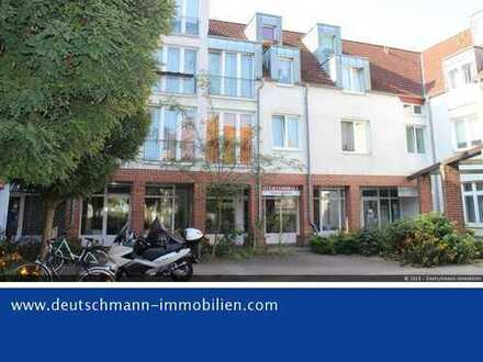 DEUTSCHMANN IMMOBILIEN ***** ivd - Solide 2-Zimmer-Wohnung in zentraler Lage von Wandlitz!