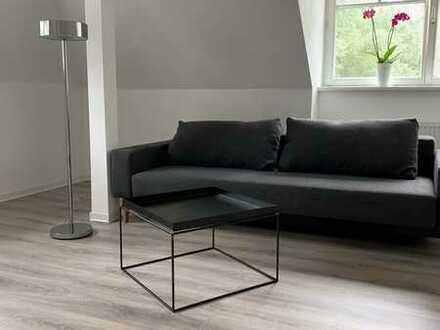3-Zimmer-Maisonette-Wohnung mit neuer Einbauküche