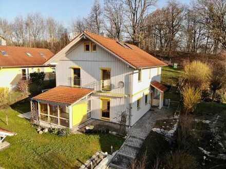 Modernes Einfamilienhaus in Landau vom Zimmermann