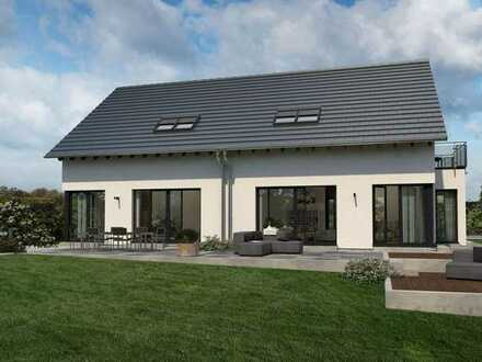 ZweiRaum 12 Ihr Traumhaus für zwei Familien mit Grundstück!